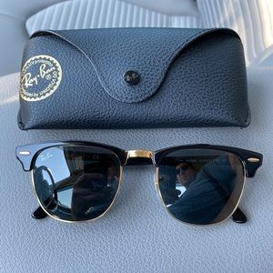 Ray-Ban Clubmaster sunglasses 51mm